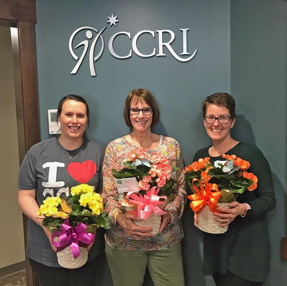 Happy Nurse's Appreciation Week to our amazing nurses.